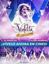 Violetta en concierto (2014) [Latino]