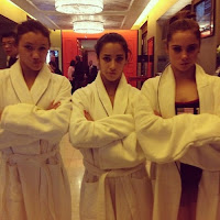 McKayla Muroney Aly Raisman Kyla Not Impressed