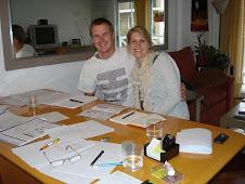 Kate y David de South Africa
