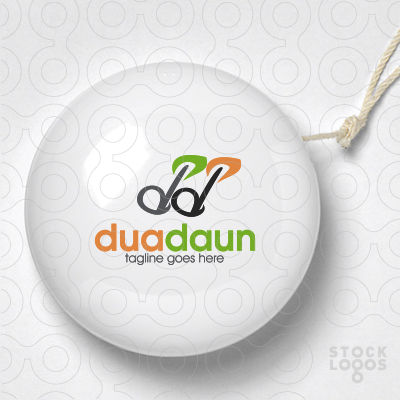 logo daun gambar logo