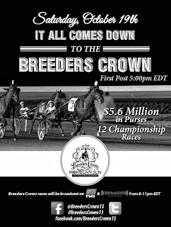 Breeders Crown Finals Are Wager-Worthy