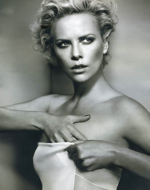 Theron will play the Evil Queen in Snow White and the Huntsman (2012)