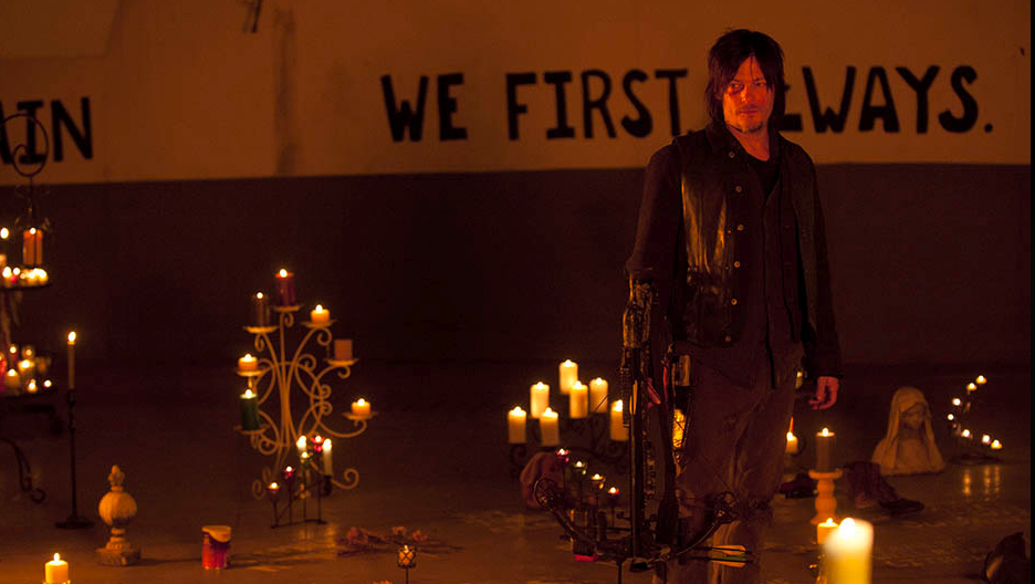 "The Walking Dead: ""A"" 4x16 [Season Finale]"