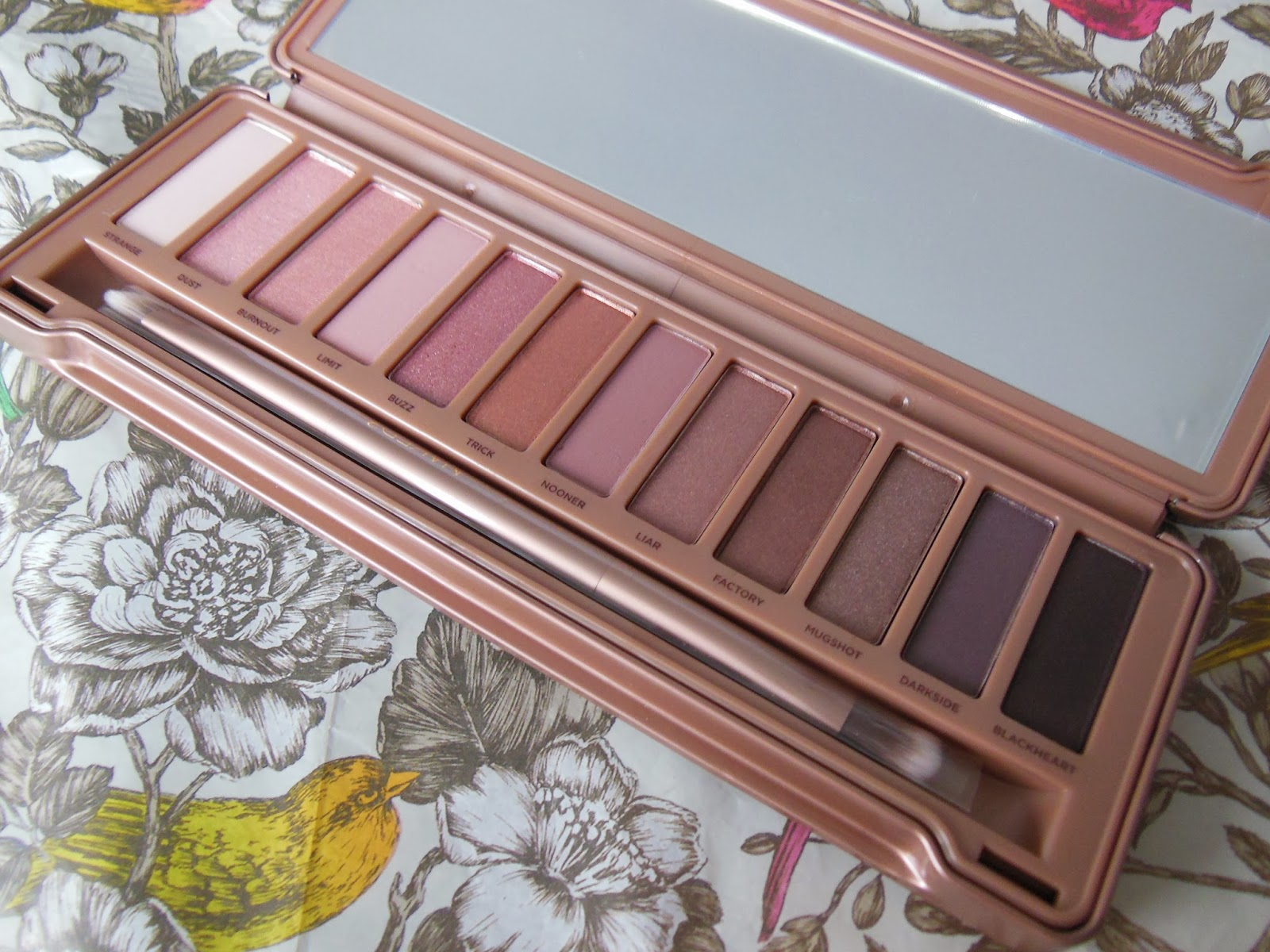 urban decay naked 3 palette review and swatches tales of. Black Bedroom Furniture Sets. Home Design Ideas