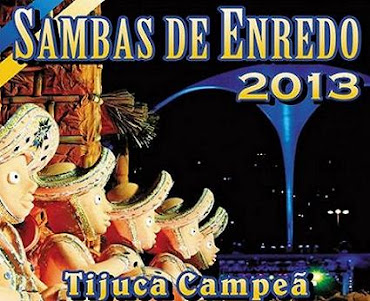 Sambas-Enredo 2013