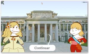 VISITA EL MUSEO DEL PRADO