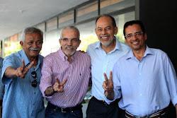 PC do B anuncia apoio ao candidato Roberto Cláudio