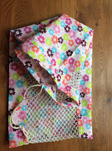Eco Friendly Handmade, Washable Produce Bags