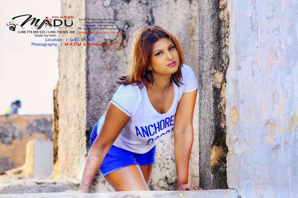 Chathuni Nivarthana blue