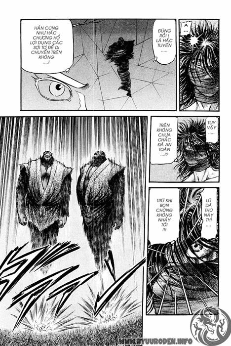 Chú Bé Rồng - Ryuuroden chap 85 - Trang 7