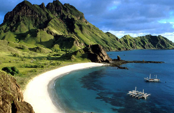 Lombok a well known vacationer destination of Indonesia