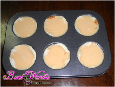 Resepi Mudah Tart Telur Dengan Roti Shell Sahaja. Cara Mudah Buat Tart Telur. Resepi Tart Telur Tanpa Tart Crust.