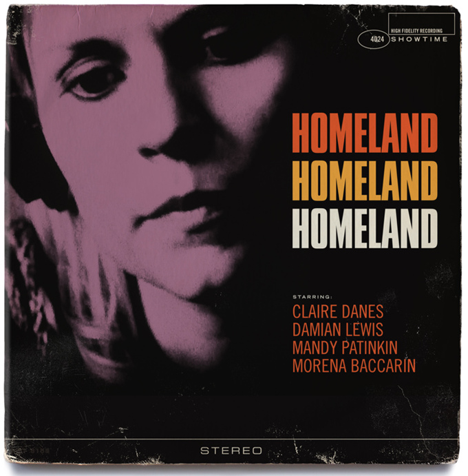©Ty Mattson. Homeland Vintage Jazz Record Covers. Covermanía en Forgotifyers Blog