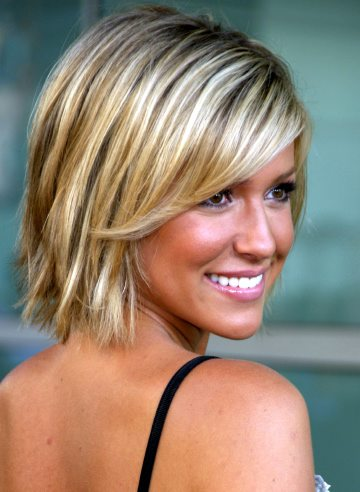 Trendy hairstyles for 2012