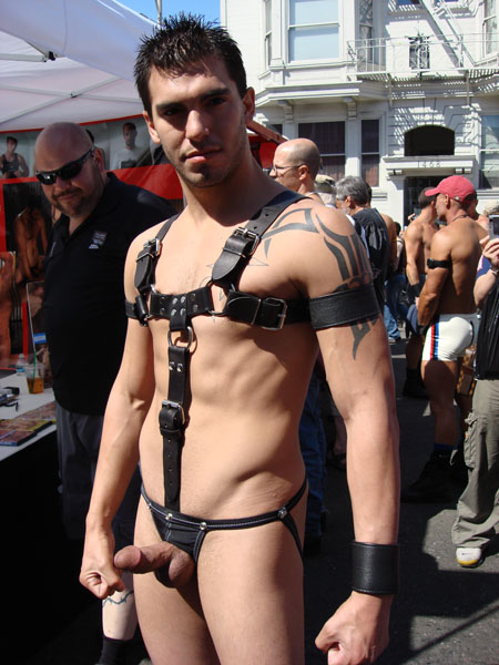 Get ready for Dore Alley in SF this weekend! - Enjoy Nudity