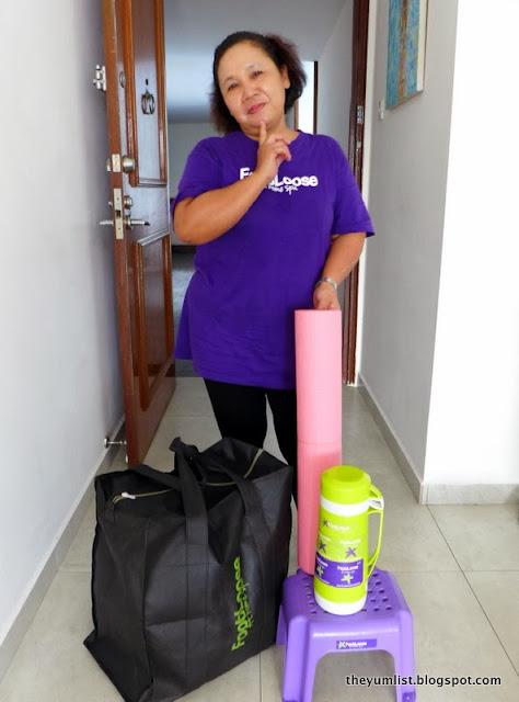 FootLoose, At Home Spa, Kuala Lumpur,