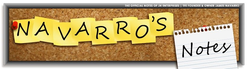 Navarro's Notes