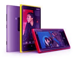 Harga hp Nokia Lumia  2013