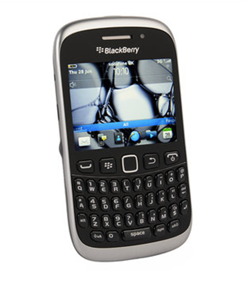 Jual BlackBerry 9320 Amstrong Black Market