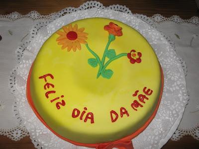 bolo para o dia da mãe
