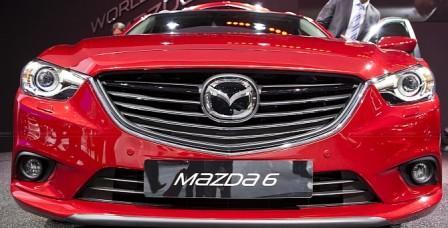 Harga Dan Spisifikasi Mobil Mazda 6 2.5