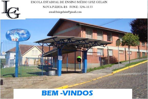 Escola Luiz Gelain