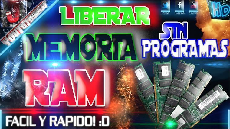 COMO LIBERAR LA MEMORIA RAM SIN PROGRAMAS | 2015