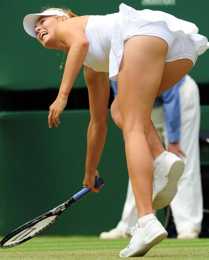 Female hot tennis players images photos 2012 all sports players