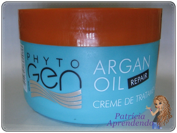 Resenha Phyto Gen Argan Oil Kert