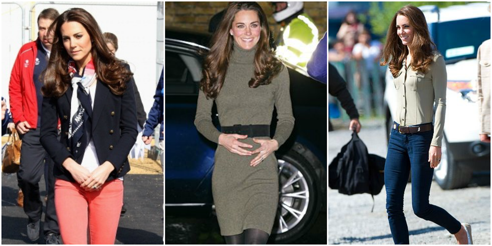 The Gallery For Kate Middleton Summer Casual Style