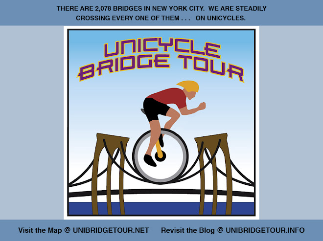 Unicycle Bridge Tour