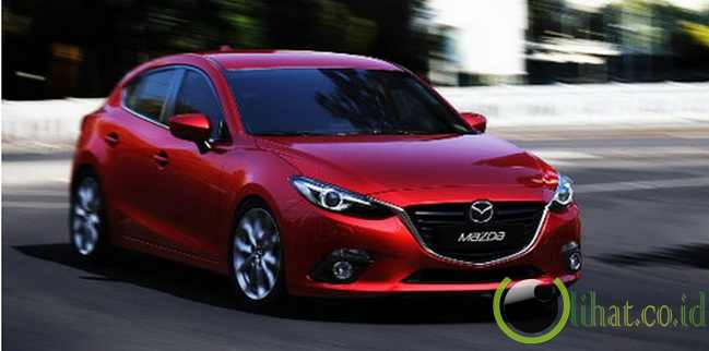 New Mazda3 Hatchback 2014