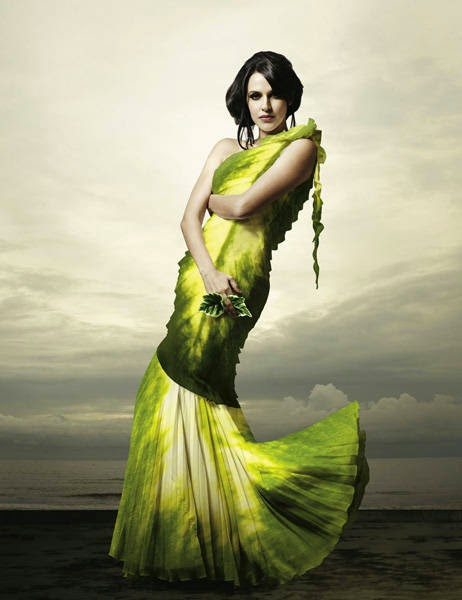 Neha Dhupia Gone.....Green!