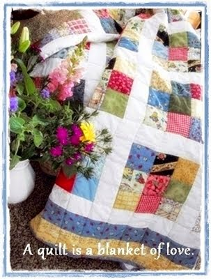 I love quilts...
