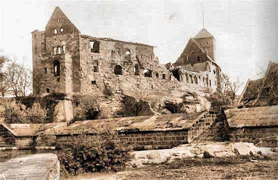Castillo de Núremberg (1945)