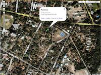 طريقة مشاهدة منزلك مباشرة بالقمر الصناعي جوجل ايرث
