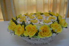 Cupcakes Bouquet Set Hantaran