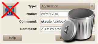 cara remove error ztemevdo di linux ubuntu
