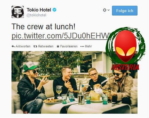Facebok / Twitter | @ Tokio Hotel 04.03.2014   Post_4