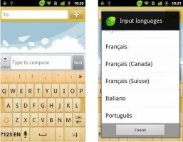 Android Application : GO Keyboard FREE | Free Download Software