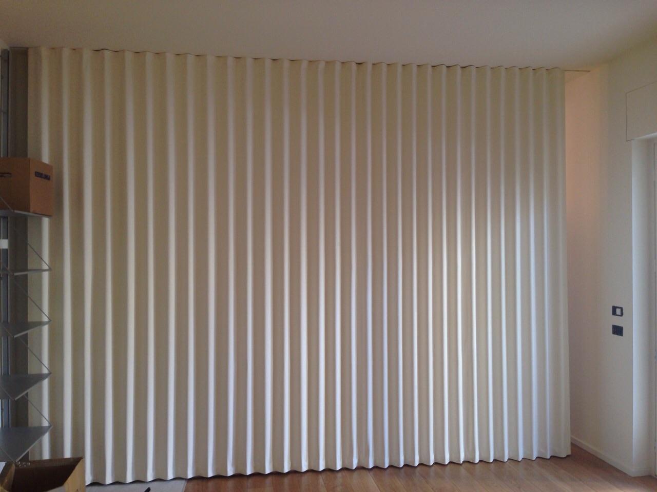 Porte a soffietto: dividere gli spazi, creare ambienti