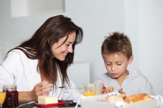 recetas para bajar de peso a niños