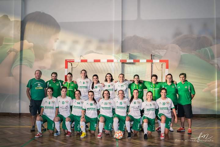 Futsal Feminino ACD Castanheira