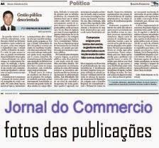 FOTOS DAS PUBLICAÇÕES