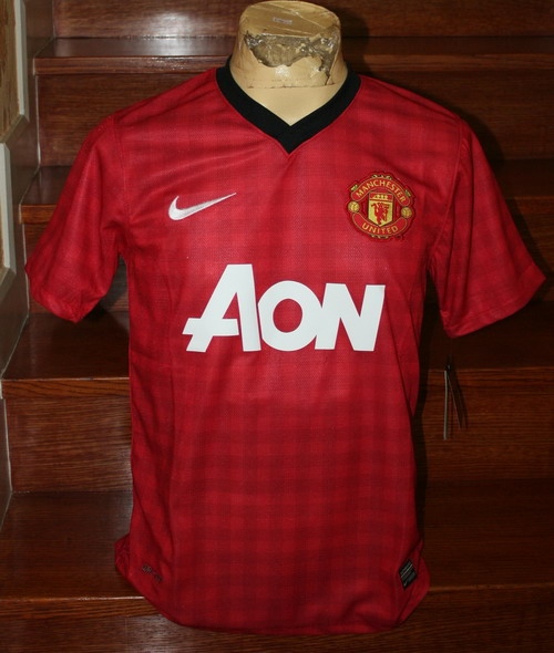 jersey manchester united 2012/2013