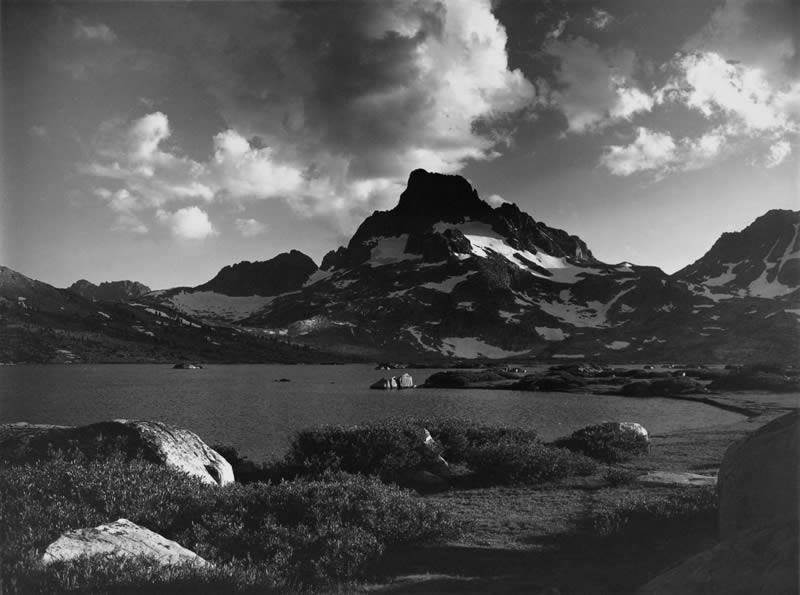 The Reel Foto: Ansel Adams: A Different Kind Of Landscape