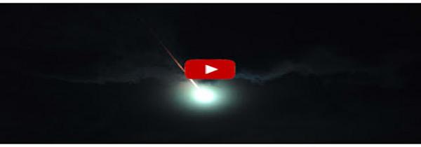 VÍDEO: OVNI sobrevuela cielo de Venezuela