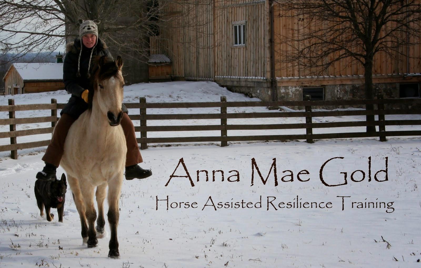 Anna Mae Gold