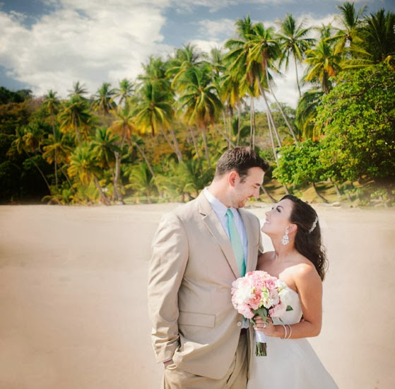 Costa Rica Weddings: Clane Gessel Photography: Lindley And Tyler