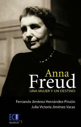 anna freud libro una mujer y un destino